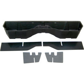du-ha 04-15 nissan titan king cab & crew cab - underseat storage / gun case - dk gray DU-HA 04-15 Nissan Titan King Cab & Crew Cab - Underseat Storage / Gun Case - Dk Gray