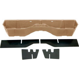 du-ha 08-15 nissan titan king cab & crew cab - underseat storage / gun case - tan DU-HA 08-15 Nissan Titan King Cab & Crew Cab - Underseat Storage / Gun Case - Tan