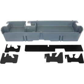 du-ha 07-15 toyota tundra double cab - underseat - dkgray (does not fit w/factory subwoofer) DU-HA 07-15 Toyota Tundra Double Cab - Underseat - DkGray (Does not fit w/factory subwoofer)