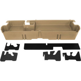 du-ha 07-15 toyota tundra double cab - underseat - tan (does not fit w/factory subwoofer) DU-HA 07-15 Toyota Tundra Double Cab - Underseat - Tan (Does not fit w/factory subwoofer)