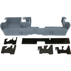 du-ha 07-15 toyota tundra double cab - underseat - dk gray (fits with factory subwoofer) DU-HA 07-15 Toyota Tundra Double Cab - Underseat - Dk Gray (Fits with factory subwoofer)