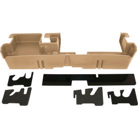 du-ha 07-15 toyota tundra double cab - underseat - tan (fits with factory subwoofer) DU-HA 07-15 Toyota Tundra Double Cab - Underseat - Tan (Fits with factory subwoofer)
