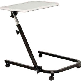 13000 Drive Medical 13000 Pivot and Tilt Adjustable Overbed Table Tray