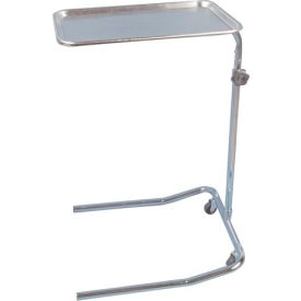 13035 Drive Medical 13035 Single Post Mayo Instrument Stand