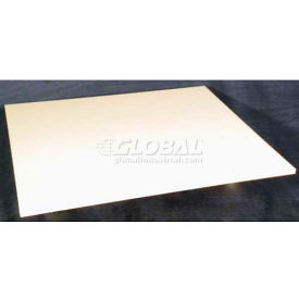 "TB209000 36""L x 30""W x 3/4""H Replacement Poly Table Top"