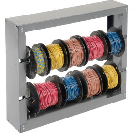 384-95 Wire Spool Rack - Double Rod
