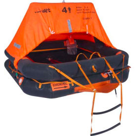 sea safe 6 person pro-light offshore raft in container 1/case - dxpl6cr Sea Safe 6 Person Pro-Light Offshore Raft In Container 1/Case - DXPL6CR