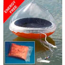 echomax aquamate inflatable solar still desalinator, for liferafts 1/case - emamssm Echomax Aquamate Inflatable Solar Still Desalinator, for Liferafts 1/Case - EMAMSSM