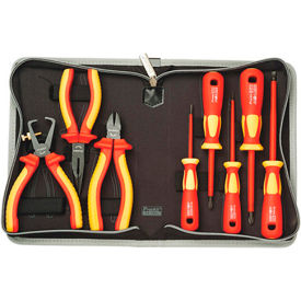 902-215 Eclipse 902-215 - 1000V Insulated Screwdriver & Plier Set