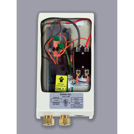 EX55 Eemax EX55 Electric Tankless Water Heater, Flo-Controlled Point Of Use - 5.5KW 240V 23A