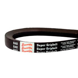 1083047 V-Belt, 21/32 X 53 In., B50, Wrapped