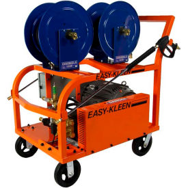 easy-kleen is505e-3 mill grade series 5000 psi belt drive cold water electric pressure washer Easy-Kleen IS505E-3 Mill Grade Series 5000 PSI Belt Drive Cold Water Electric Pressure Washer