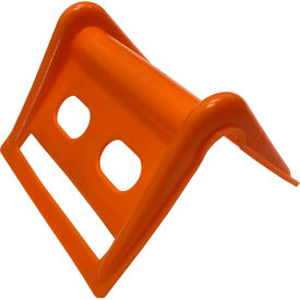 "encore plastic edge protector ep-5670 - 4""l x 5""w x 4""h - orange Encore Plastic Edge Protector EP-5670 - 4""L x 5""W x 4""H - Orange"