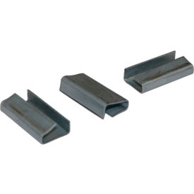 "1/2"" snap-on open seal for poly - 1,000 pack 1/2"" Snap-On Open Seal For Poly - 1,000 Pack"