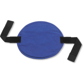 12337 Ergodyne; Chill-Its; 6715 Evaporative Cooling Hard Hat Pad, Solid Blue, One Size