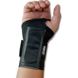 70006 Ergodyne; ProFlex; 4000 Single Strap Wrist Support, Black, Large, Right