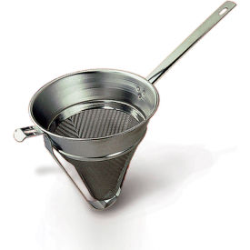 "combrichon 814410 - strainer, stainless steel 8"" dia. Combrichon 814410 - Strainer, Stainless Steel 8"" Dia."
