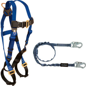 70158259 FallTech; 70158259 Harness/Lanyard Combination Set