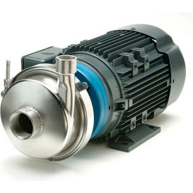 "stainless steel centrifugal pump - 4-1/4"" impeller, 1-1/2hp, 3ph tefc motor Stainless Steel Centrifugal Pump - 4-1/4"" Impeller, 1-1/2HP, 3Ph TEFC Motor"