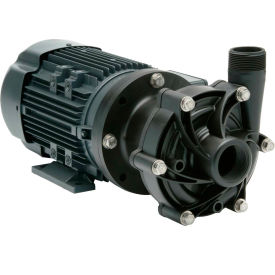 finish thompson db10v-t-10p-m207   pvdf mag-drive pump 1-1/2hp,208-230/460v, 3 phase,95 gpm Finish Thompson DB10V-T-10P-M207   PVDF Mag-Drive Pump 1-1/2HP,208-230/460V, 3 Phase,95 GPM