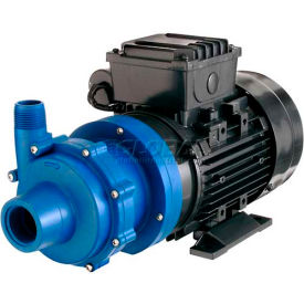 finish thompson db5.5p-m622 polypropylene mag-drive pump 1/2hp,115v, 1 phase,30 gpm Finish Thompson DB5.5P-M622 Polypropylene Mag-Drive Pump 1/2HP,115V, 1 Phase,30 GPM