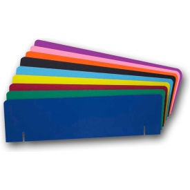 "flipside products 1 ply color header, 10""w x 36""h, 24/pk"
