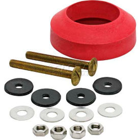 6102 Fluidmaster 6102 Tank To Bowl Bolts & Gasket Kit