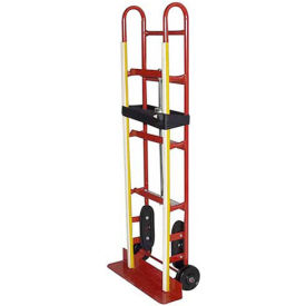 "milwaukee steel appliance truck with ratchet 40188 - 2-wheel - 60""h - 800 lb. capacity Milwaukee Steel Appliance Truck with Ratchet 40188 - 2-Wheel - 60""H - 800 Lb. Capacity"