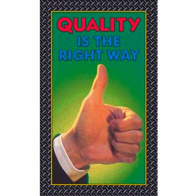 "quality thumbs up mat - 36"" x 60"" Quality Thumbs Up Mat - 36"" x 60"""
