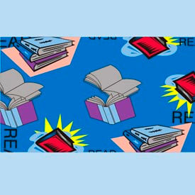 "read books mat - 36"" x 60"" Read Books Mat - 36"" x 60"""