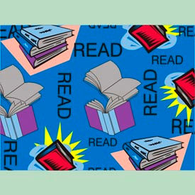 "read books mat - 72"" x 96"" Read Books Mat - 72"" x 96"""