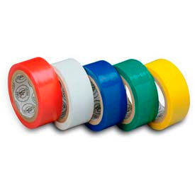 "GTPC-550 Gardner Bender GTPC-550 Electrical Tape, 1/2"" X 20, Assorted Colors - 5 Pk"