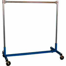 george oday h-rack garment storage rack h4848-1 - 1 crossbar 51 x 23 x 54 George ODay H-Rack Garment Storage Rack H4848-1 - 1 Crossbar 51 x 23 x 54