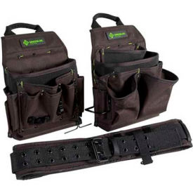 0158-16 Greenlee 0158-16 Pouch And Belt Combo Pack, 3-Piece