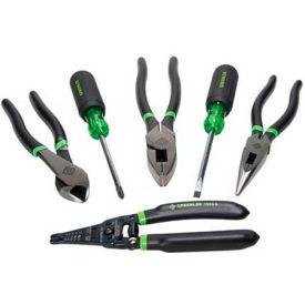 0159-36 Greenlee 0159-36 Hand Tool Kit, 6 Piece