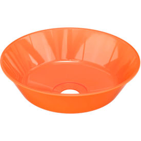 guardian equipment 100-009org-r abs plastic bowl, 12?, orange, replacement Guardian Equipment 100-009ORG-R ABS Plastic Bowl, 12?, Orange, Replacement