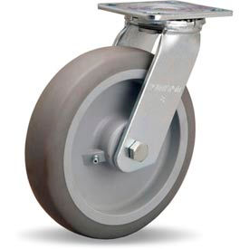 S-528-TE Hamilton; Standard Cold Forged Swivel 8 x 2 Versa-Tech; Roller 500 Lb. Caster