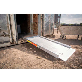 "ez-access® traverse™ loading ramp wr08 - 8l x 31-1/2""w - 1200 lb. capacity EZ-ACCESS® TRAVERSE™ Loading Ramp WR08 - 8L x 31-1/2""W - 1200 Lb. Capacity"
