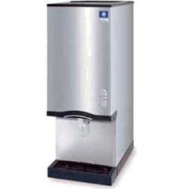manitowoc ice maker & water dispenser, countertop, nugget style, air-cooled, lever dispensing Manitowoc Ice Maker & Water Dispenser, Countertop, Nugget style, Air-cooled, Lever Dispensing