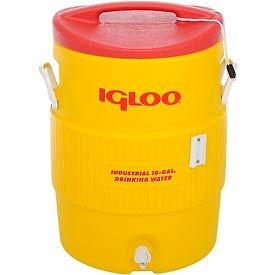 4101 Igloo 4101 - Beverage Cooler, Insulated, 10 Gallons
