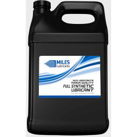 miles mil-gear s iso 320, advanced technology synthetic industrial gear oil, 1 gallon bottle Miles Mil-Gear S ISO 320, Advanced Technology Synthetic Industrial Gear Oil, 1 Gallon Bottle