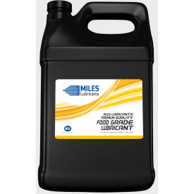 miles fg mil-gear s iso 100, food grade synthetic gear oil, 1 gallon bottle Miles FG Mil-Gear S ISO 100, Food Grade Synthetic Gear Oil, 1 Gallon Bottle