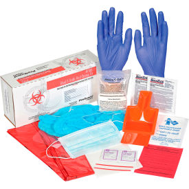 7353 Impact; Bloodborne Pathogen Kit W/ Disinfectant, 7353