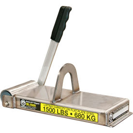 mag-mate® basiclift™ bl1500 lifting magnet 1500 lbs. capacity MAG-MATE® BasicLift™ BL1500 Lifting Magnet 1500 Lbs. Capacity