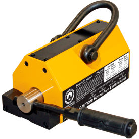 mag-mate® powerlift® pnl1600 lifting magnet 1600 lbs. capacity MAG-MATE® PowerLift® PNL1600 Lifting Magnet 1600 Lbs. Capacity