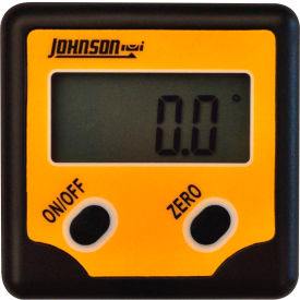 Johnson Level 1886-0100 Pro Magnetic Digital Angle Locator 2 Button