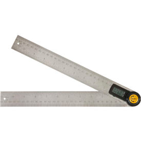 "Johnson Level 1888-1100  11"" Digital Angle Locator and Ruler"
