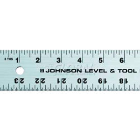 "J48 Johnson Level J48 48"" Heavy Duty Aluminum Straight Edge"