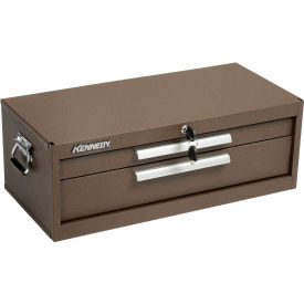 "5150B Kennedy; 5150B 26"" 2-Drawer Machinists Chest - Brown"