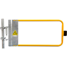 "SGNA048PC Kee Safety SGNA048PC Self-Closing Safety Gate, 46.5"" - 50"" Length, Safety Yellow"